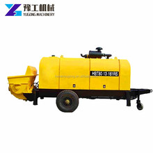 HBTS80-13-90 hot sale used concrete pump trucks japan with good price in China