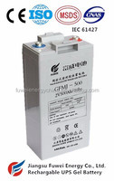 2V 500AH UPS VRLA GEL Battery (GFJ)