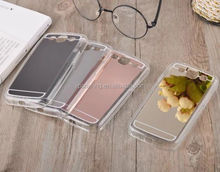 Mirror TPU case skin cover for Samsung Galaxy S3, TPU gel case for Galaxy S3 I9300