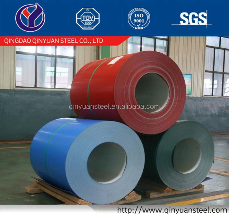 Prepainted Steel Coil, DX51d Z100 Galvanized Steel Coil, PPGI Color Coated Steel Coil