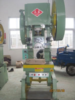 j23 power press machine small size for sheet metal punching and forming processing