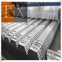Tianjin TSX Group GI PIPE/Steel Pipe, Q235 Scaffolding Material for Sale