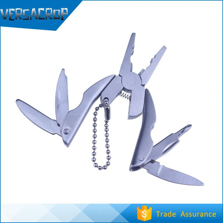 VC356 8 pcs auto emergency tool kit with multi-functional plier