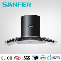Cooking appliance Chinese kitchen exhaust aire range hood