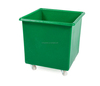 300litre 80Gallon heavy duty wheeled plastic Moblie container truck