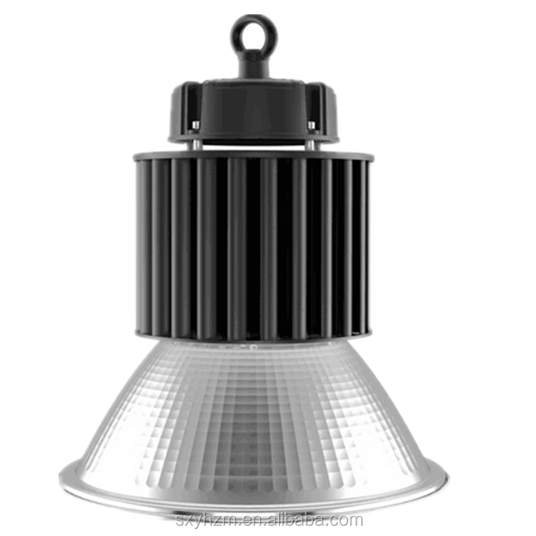 High qulaity 50w led high bay light housing with ies for commerical use