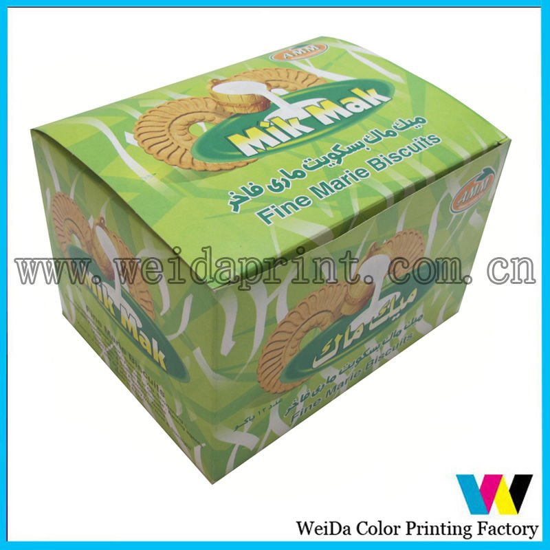 Snack Packaging Box