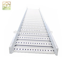 Sophisticated Technologies Customized High Quality Aluminum Slotted Flexible Cable Tray