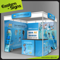Tension Fabric Easy Folding trade show equipment