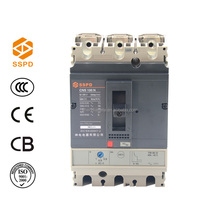 CNS100 3P electrical circuit breaker 300 amp