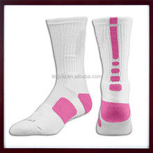 Wholesale DRI-FIT Moisture Wicking Mens Crew Socks Compression Sport Performance Socks