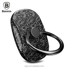 Baseus Mobile Phone Metal Ring Holder Bracket Finger Ring Car Phone Holder