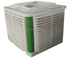 Portable mini air cooler / pedestal evaporative water air cooler / greenhouse motor power air conditioners