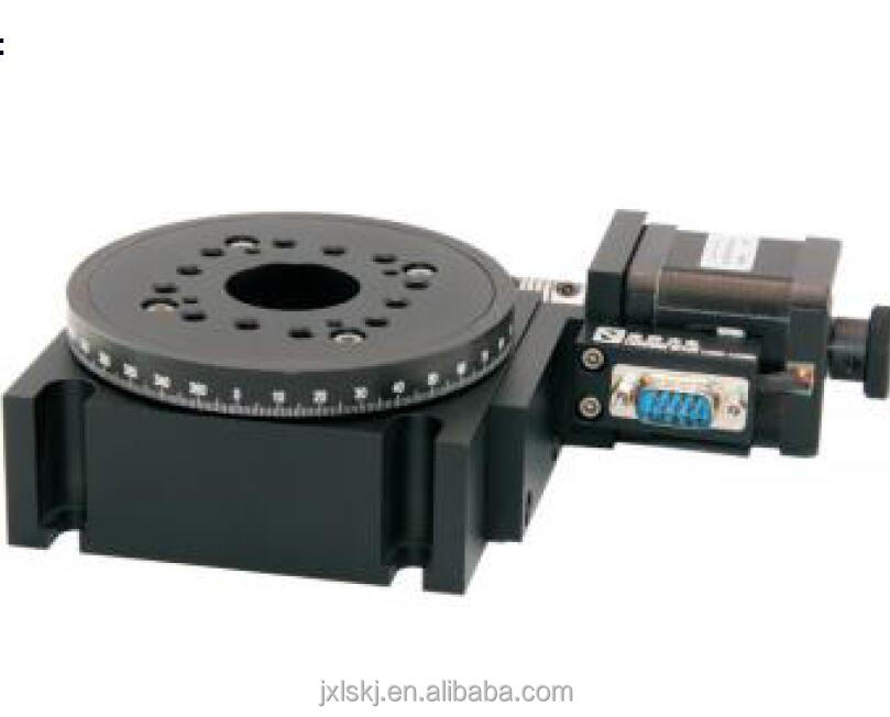 High Precision Motorized Rotary Stage LSDH-WS series