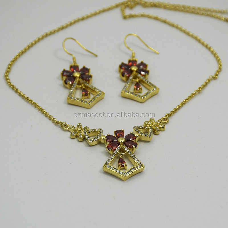 Gold Turkish Jewelry Set Gold Turkish Jewelry Set Suppliers and