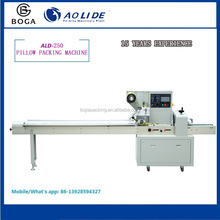 full auto pillow White chocolate ball filling and sealing wrapping machine