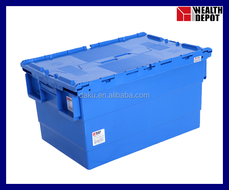 Hard Plastic Packaging Box with Lids