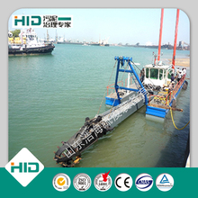 2016 Hot Sale New 18 Inch Cutter Suction Dredger HID-5522P