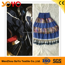Graded unsorted used clothing from korea wholesale second hand summer clothing in bales