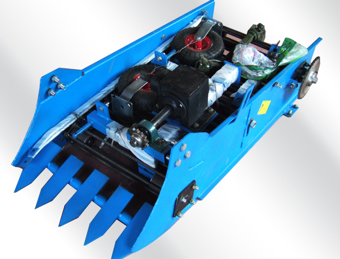 High quality XM4U-2 root crops harvesting double row potato harvester