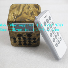 Dc 12V Remote Control 50W Hunting Mp3 Bird Call For Hunting
