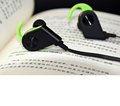 China factory headphone with multi point support two mobile stereo bluetooth headset sport earphone