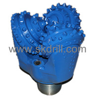 15 1-2 IADC 537 water well tricone bit / oil well tricone drill head/tricone drill bit