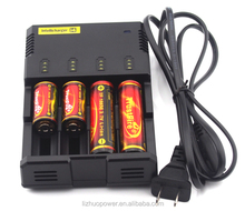 Wholesale Original nitecore i4 charger ni cd 2 3 aa rechargeable battery charger charger scrap