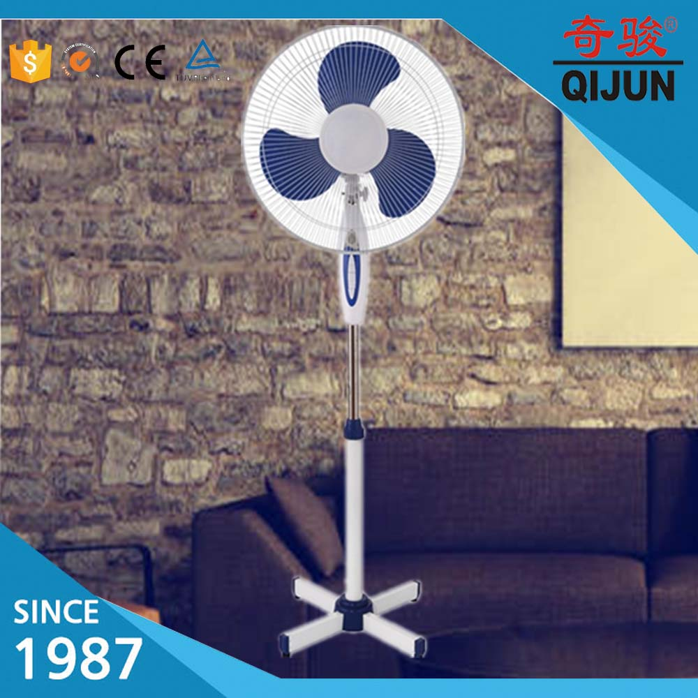High quality 16 inch electric pedestal stand fan