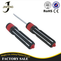 Hot selling Double Color handle stainless steel one man one screwdriver