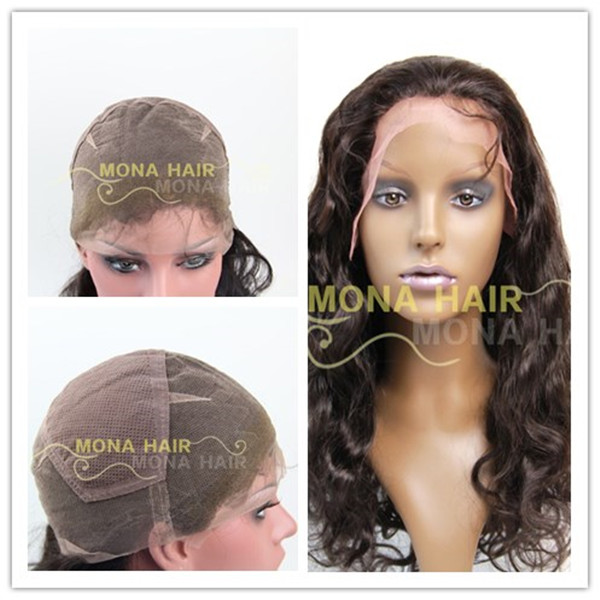 Good Vendor Supplys Lace Wig With Non Synthetic Mixed Hair