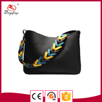 2016 Guangzhou wholesale factory cheap leather sholder bag clutch bag CL9-114