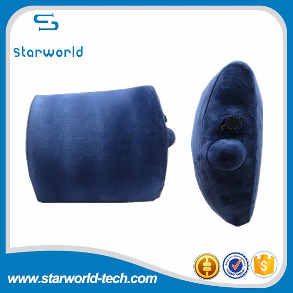 Car Seat Back Support Pillow Cushion,Alleviates Back Pain Outdoor Cushion