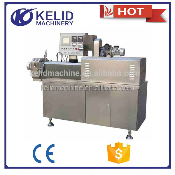 Advanced snacks food technology laboratory extruder equipment
