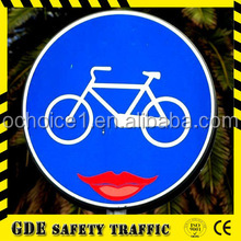 Traffic road signs in the philippines custom design car plate