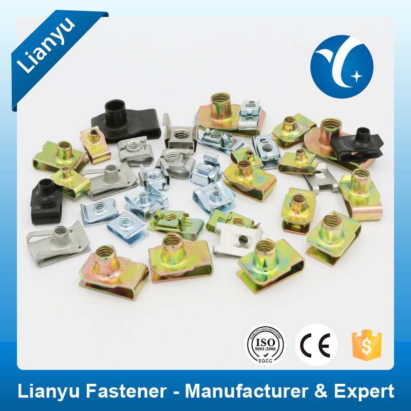 Thread Nut Clip and Quick Nut Clip China Fastener Manufacturer Factory ISO