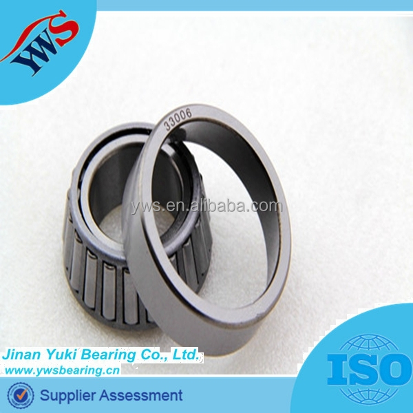 railway vehicles bearing 30x55x20 taper roller bearing 33006
