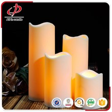 Wireless electronic personalized led flameless candle