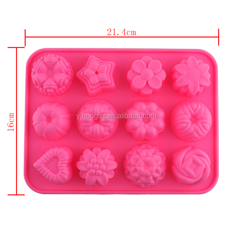 good quality hot sale bakeware silicone cake mode