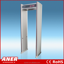 Shenzhen manufacturer of cheapest walk through metal detector walk through metal detector door type metal detector factory K108