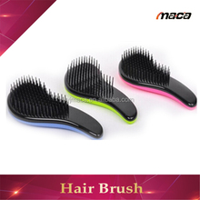 MR1025 Hot sale proffesional detachable heads bristle hair brush