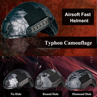 Typhon Fast helemt Airsoft helmet BJ FAST BASE JUMP MILITARY HELMET Military Tactical airsoft helmet