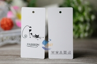 Design top sell garment tags