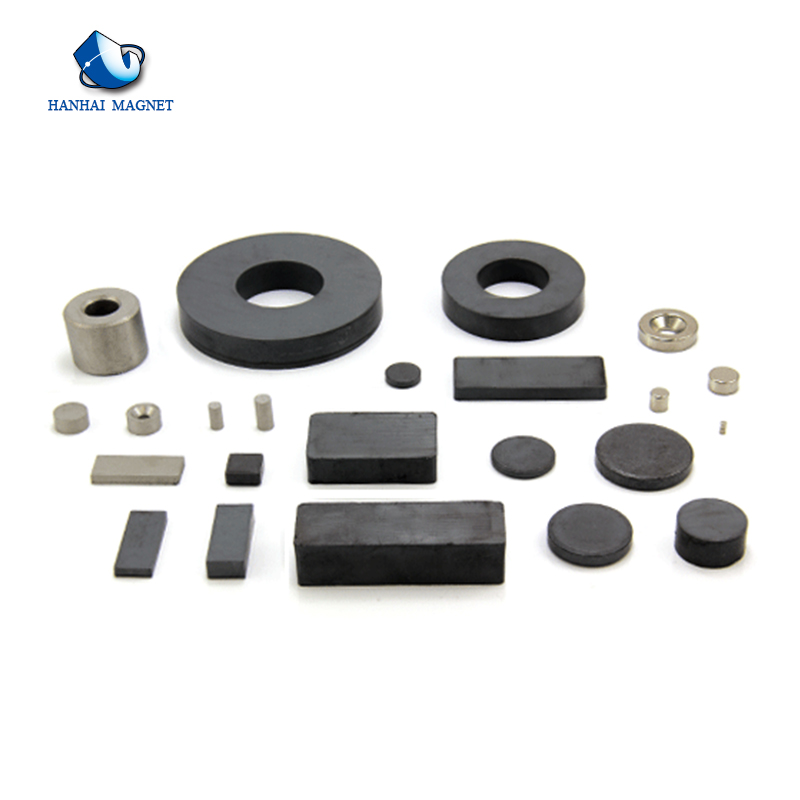 Wholesale china permanent ferrite magnet in various shape