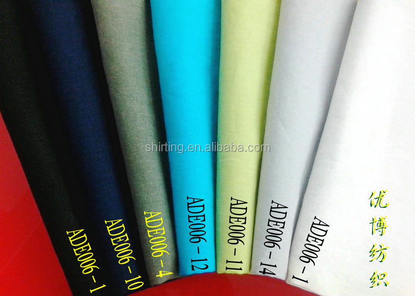 ready bulk/linen viscose blend fabric for shirts/dresses/garments women/men