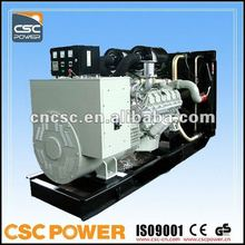 Impressive Price! !!!CSCPOWER Factory price!500kw Doosan Daewoo Trailer Generator with CE and ISO