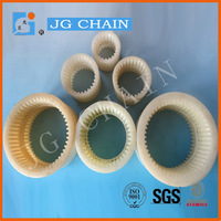 Different types of nylon sleeve coupling