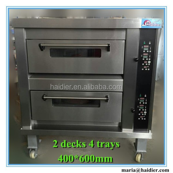 2 Layers Bread Baking Oven Grill Chicken Electric Oven