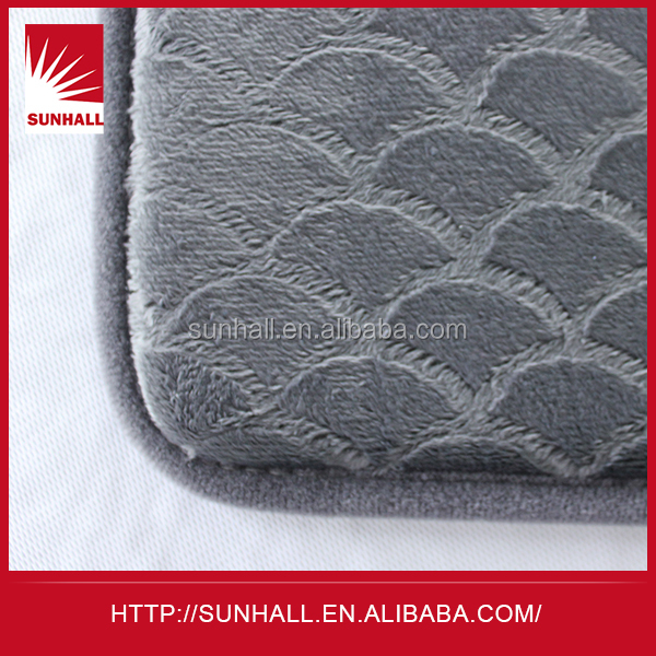 China wholesale market agents promotional bath mat