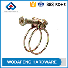 Double Wire most effective seal pipe brake hose clamp